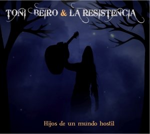 nuevo disco de Toni Beiro